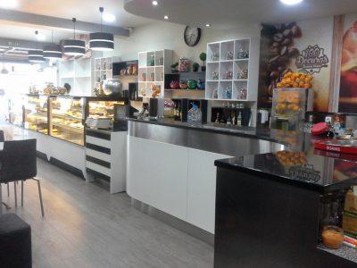 Mobiliário e equipamentos para padaria - Pinhel